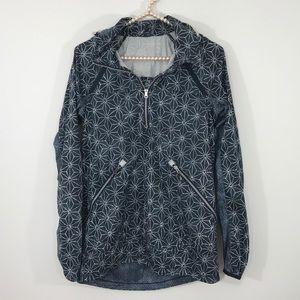 Lululemon Miss Misty Star Ink Pullover Jacket